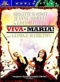 Viva Maria!, New DVD, Adriana Roel,Jonathan Eden,Carlos López  Moctezuma,Claudio 27616921789 | eBay