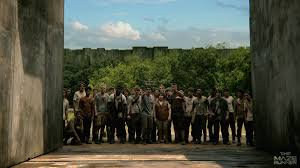 The Maze Runner Set: 50 Things I Learned While In The Glades
