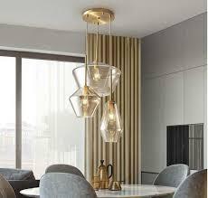 modern ceiling lights lobby gold led