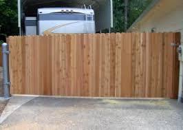 Cedar Fencing Plus Gates