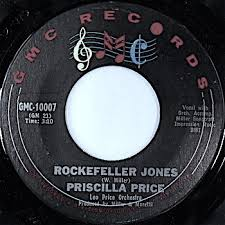 Priscilla Price - Do I Stand A Chance With You / Rockefeller Jones (Vinyl)  | Discogs