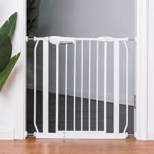 Retractable Baby Gate Expandable Wide 32 Tall For Kids Safety Pet Fence Barrier Baby Safety Gates Aimsresearch Com Au