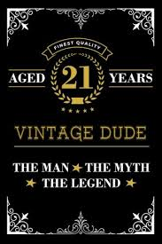 aged years vintage dude the man the myth the legend lined