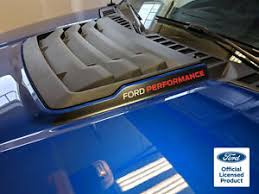 2017 Ford Raptor Svt F 150 Hood Cowl With Ford Performance Vinyl Stickers Decals Ebay