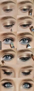 nice eye makeup for blue eyes