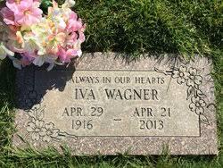 Iva Heinrich Wagner (1916-2013) - Find A Grave Memorial