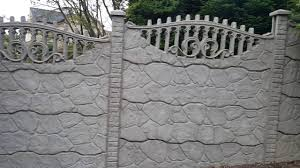 Decorative Concrete Fence Panels S3 Double Youtube