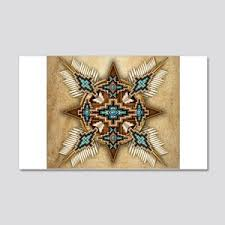 Native American Wall Decals Cafepress