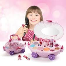 play house dressing table toy set for