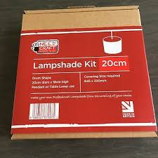 diy lampshade making kit by needcraft