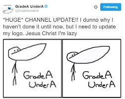 gradeaundera huge channel update
