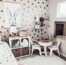 Gold Polka Dots Wall Stickers Children S Room Decor Home Decor Best Home Decor Online Store