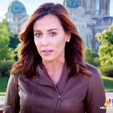 Hallie Jackson highlights | Female news anchors, Jackson, Nbc ...