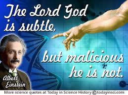 albert einstein quotes on god from science quotes