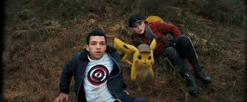 Detective Pikachu: Justice Smith and Kathryn Newon on Pokemon ...