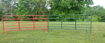 Corral Panels Portable To Fence Livestock