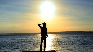 Uzivatel صور خلفيات بنات Na Twitteru خلفية غروب الشمس في البحر