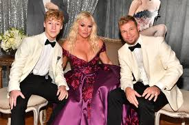 Brian Littrell's Son, Baylee | The Cutest Pictures of The Backstreet Boys'  Kids | POPSUGAR Celebrity Photo 2