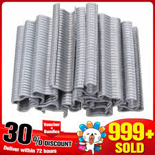600pcs M Clips Staples Bird Chicken Mesh Cage Wire Fencing Lazada Ph