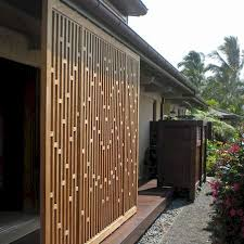 75 Easy Creative Privacy Fence Design Ideas Homekover Privacy Screen Outdoor Privacy Fence Designs Outdoor Privacy
