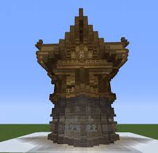 Medieval Round House Shell Blueprints For Minecraft Houses Castles Towers And More Grabcraft