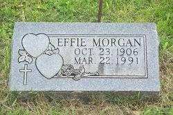 Effie Rich Morgan (1906-1991) - Find A Grave Memorial