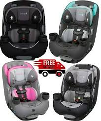 convertible car seat assorted colors