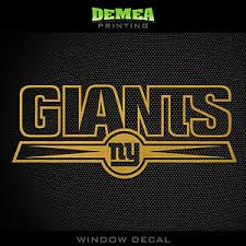 Automobilia Decals Stickers Transportation Ny Giants Skull Football Nfl Window Car Sticker Decal Free Shipping Zsco Iq