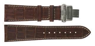 watch strap certina c600011090
