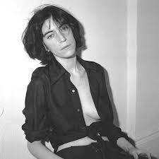 Patti Smith, 1977 (With images) | Patti smith, Patti, Portrait