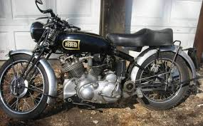 holy grail 1948 vincent rapide series b