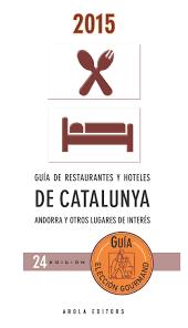 Guia Gourmand 2015 Castellano By Gastronomia I Turisme Issuu