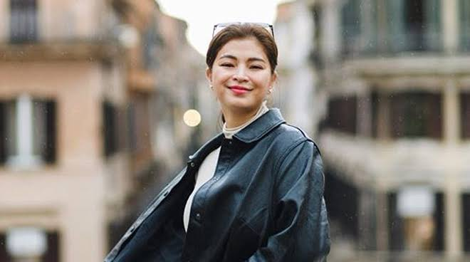 Angel locsin, <b> Forbes names Angel Locsin &#8216;Hero of Philanthropy&#8217; for 2019 </b>