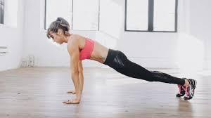 16 upper body bodyweight exercises