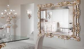 decorative framed mirrors ideas