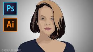 photo ilrator tutorial cartoon