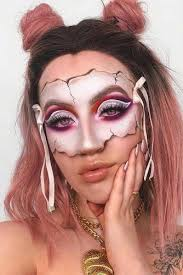 42 newest halloween makeup ideas to