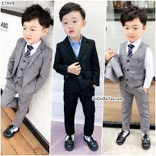 Bộ đồ vest cho bé trai – DoChoBeYeu.com