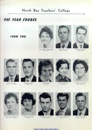 North Bay Teachers' College - 1959-1960