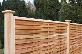 Prestige Weave Panels In Western Red Cedar Prestige Range The Garden Trellis Modern Design In 2020 Western Red Cedar Cedar Fence Red Cedar