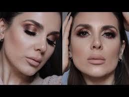 24 gold bronze makeup tutorial ali
