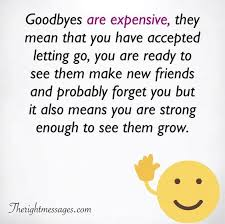 farewell sunday quotes emotional goodbye quotes and farewell