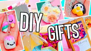 diy gifts ideas cute presents