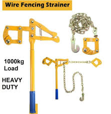 Chain Fencing Strainer Fence Fixer Tool Plain Barbed Wire Strainer Repair Tool Business Industrial Fencing Fundacion Traki Com