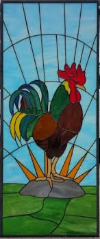 stained glass windows suncatchers
