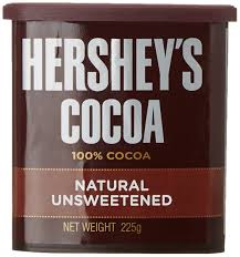 hershey s cocoa powder 225g now at