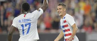 GOLD CUP: Aaron Long Scores Brace as USMNT Roll, 6-0 | New York Red Bulls