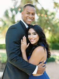 NFL Player & Fiancé Plan Austin Nuptials with Brock & Co. Events