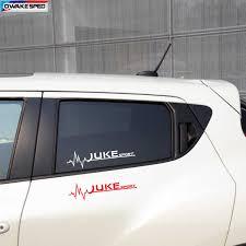 2pcs 25cm Car Door Side Window Glass Sticker Car Reflective Vinyl Decal For Nissan Tiida Xtrail Juke Note Auto Accessories Car Stickers Aliexpress