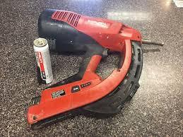 hilti gx 120 me gas nail gun 117 50
